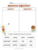 Adjective Adverb Sort Worksheet3 thumbnail