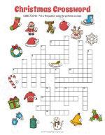 Christmas Crossword thumbnail