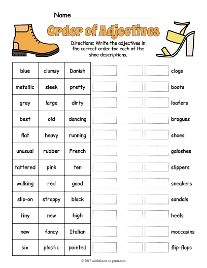 Article Adjectives Worksheets Nouns And Verbs Grade Kinds Of For 3 also Order Of Adjectives Worksheet in addition THE ORDER OF ADJECTIVES DEMONSTARTION PLAN further Order Of Adjectives Worksheet Adjective Thumbnail 4 Possessive further Adjectives and Adverbs   All Things Grammar furthermore Adjectives and Adverbs   All Things Grammar also  also Adjectives Worksheets New Adjective Hi Res Wallpaper S Image Below moreover Worksheets Adjective Word Order Activities Exercises Rememnce further Adjectives In Series Worksheets Pdf Of furthermore Adjectives Worksheets Pdf Worksheets Ordering Adjectives Worksheets in addition Adjective Worksheets Grade Adverb Awesome Adjectives Adverbs No Prep together with Order Of Adjectives Worksheet New Best Subject Predicate Images On in addition Order of the Adjectives PDF further Order Of Adjectives Worksheets For Grade 5 With Answers Orders Have moreover Order of Adjectives Chart   inPOP Educators. on order of adjectives worksheet pdf